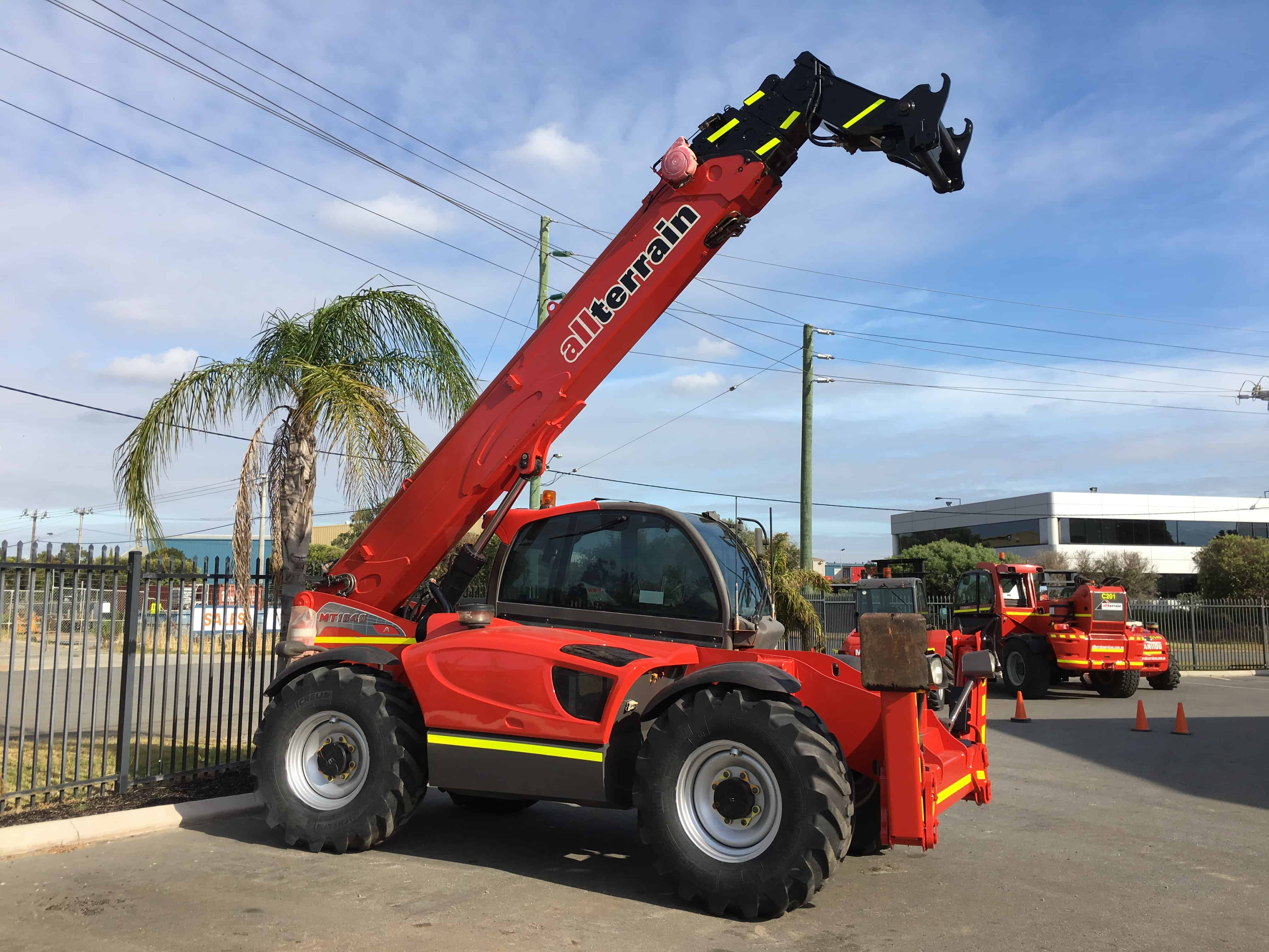 forklift hire perth