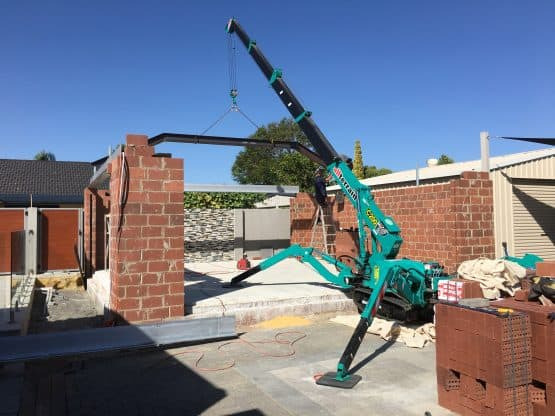 crane for hire perth