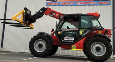 All Terrain Services | Telehandler and Crane Hire Specialists