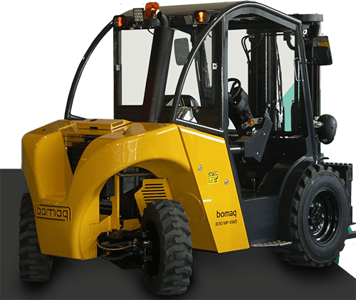 4WD Fork Lift Truck