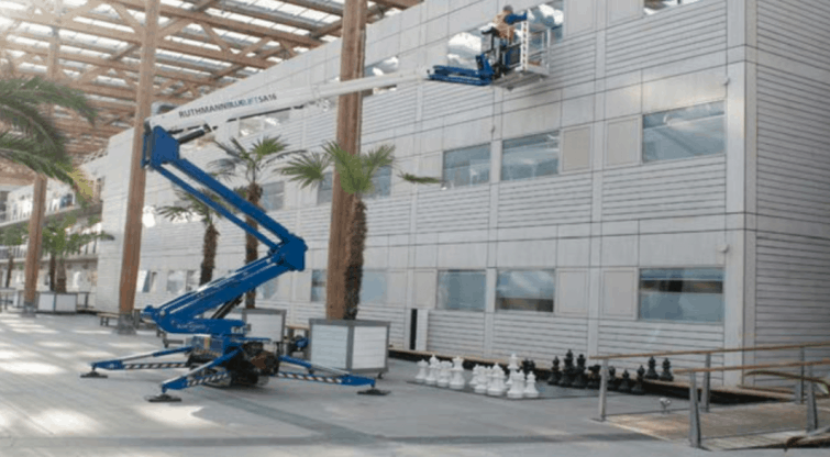 used spiderlift for sale in perth Blue Lift SA 31